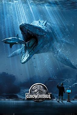Jurassic World - Movie Poster / Print