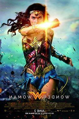 Posters USA - DC Wonder Woman GLOSSY FINISH Movie Poster - F