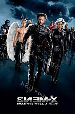 Posters USA - Marvel X-Men 3 The Last Stand Movie Poster GLO