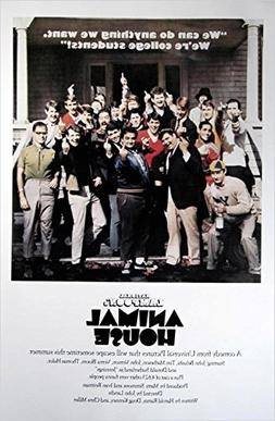 Buyartforless Animal House  36x24 Movie Art Print Poster Joh