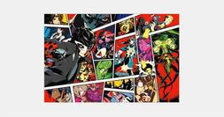 Art Persona 5 Poster 20x30 24x36 Characters Video Game P380