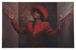 Blessed and Highly Favored by Henry Lee Battle - 24 x 36 inc