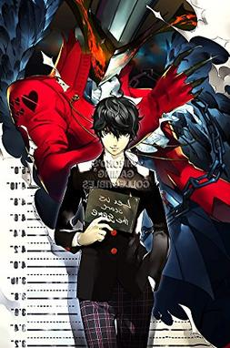 CGC Huge Poster - Persona 5 PS4 PS3 PS2 - EXT568 )