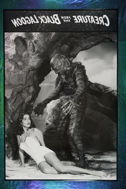 Creature From the Black Lagoon Julie Adams Movie Film Poster