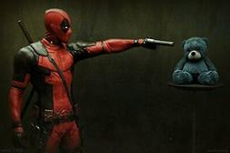 DeadPool - Movie Poster  Glossy Finish : Ryan Reynolds, More