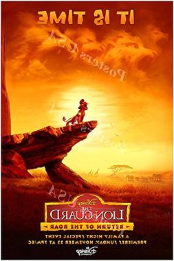 Posters USA Disney Classics The Lion King Poster - DISN086 )