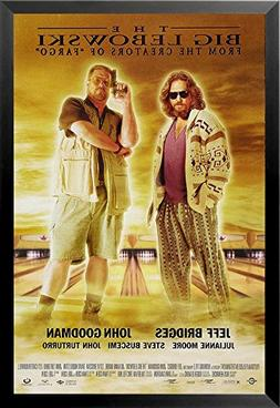 buyartforless FRAMED The Big Lebowski 1998 Jeff Bridges John