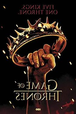 Game of Thrones Crown Poster Print