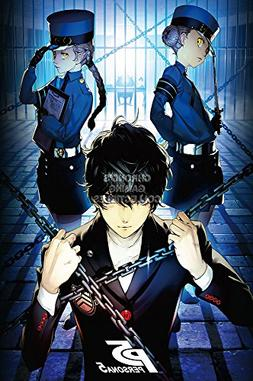CGC Huge Poster GLOSSY FINISH - Persona 5 PS4 PS3 - EXT761 )