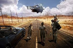 CGC Huge Poster GLOSSY FINISH - Final Fantasy XV PS4 XBOX ON