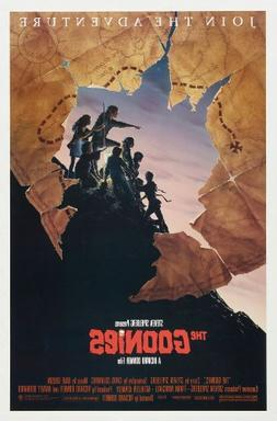 """The Goonies  Movie Poster 24""""x36"""""""