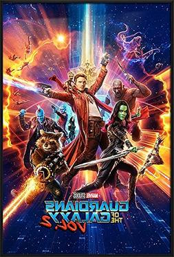 Guardians Of The Galaxy Vol. 2 - Framed Movie Poster / Print