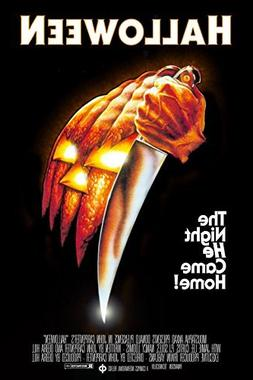 HALLOWEEN  Movie Poster 24x36 by The Gore Store