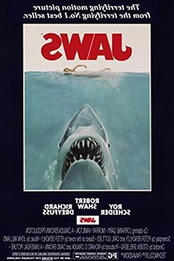 Frame USA Jaws - One Sheet Poster  PSA009814