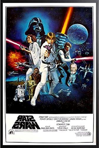 Set Of 3 - Star Wars Movie 24x36