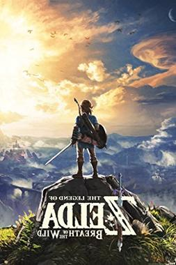 The Legend of Zelda Breath of The Wild Hyrule Video Gaming P