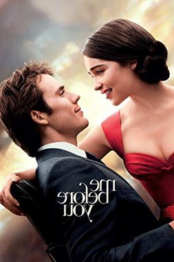 Me Before You Movie Poster Limited Print Photo Emilia Clarke