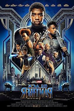 Posters USA - Marvel Black Panther Movie Poster GLOSSY FINIS