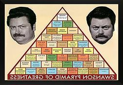 BEYONDTHEWALL® Archive Parks and Recreation Ron Swanson Pyr