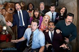 Posters USA Parks and Recreation TV Series Show Poster GLOSS