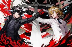 bribase shop Persona 5 Animation poster 36 inch x 24 inch