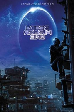 Ready Player One Movie Poster, US Version