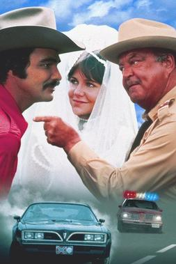 Smokey and The Bandit 24X36 Poster