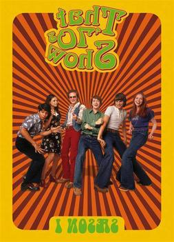 That 70s Show Art Silk Poster 24x36inch
