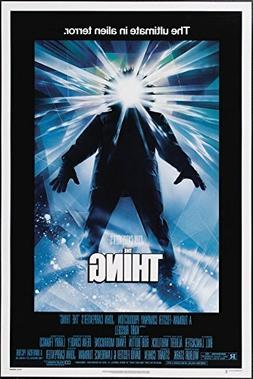 The Thing  Movie Poster 24x36