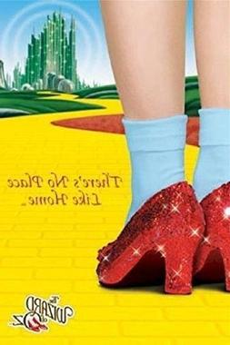 Buyartforless Wizard of Oz No Place Like Home Movie Poster 2